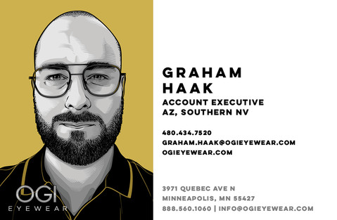 OGI Sales Team - Graham Haak