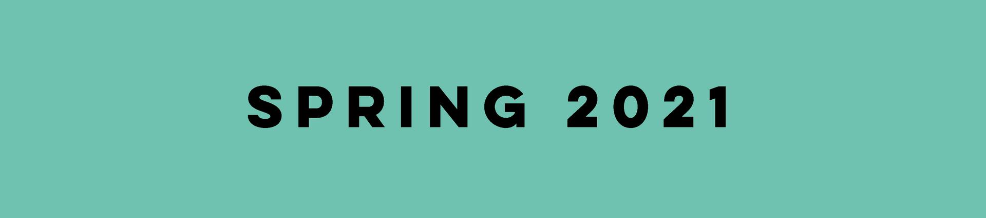 New OGI Spring 2021