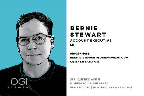 OGI Sales Team - Bernie Stewart