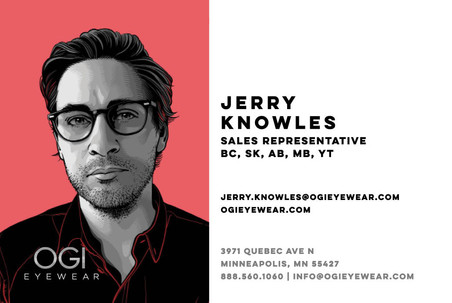 OGI Sales Team - Jerry Knowles