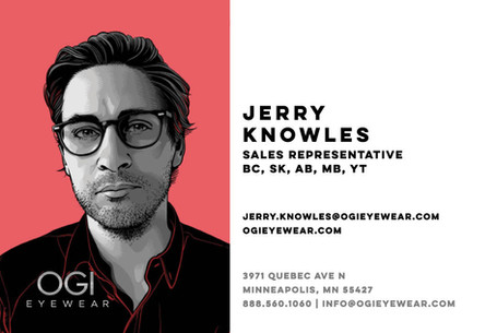 OGI Sales Team - Jerry Knowles