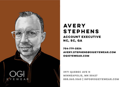 OGI Sales Team - Avery Stephens