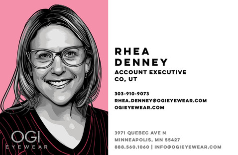 OGI Sales Team - Rhea Denney