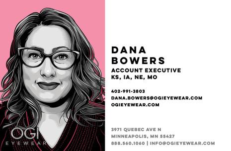OGI Sales Team - Dana Bowers