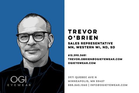 OGI Sales Team - Trevor O'Brien