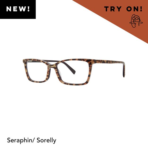 new VTO Seraphin Sorelly