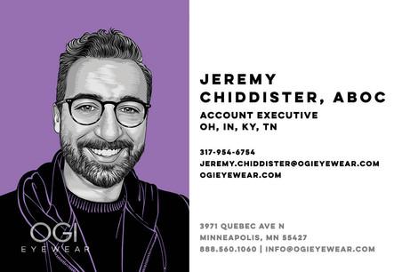 OGI Sales Team - Jeremy Chiddister