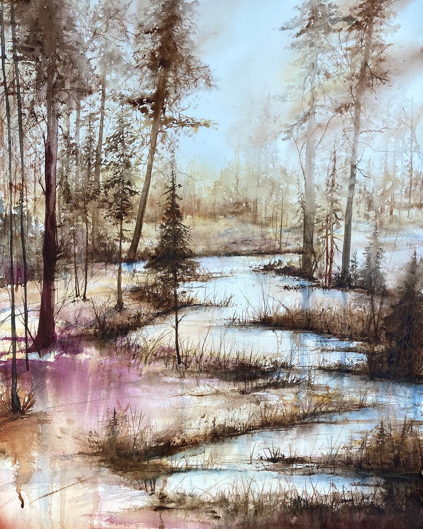 Skogs å