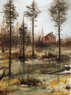 Huset på kullen