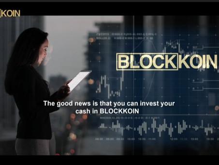 Blockkoin BK-Koin launch