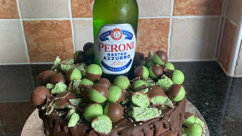The Ultimate Man's Cake!