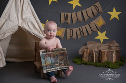 Trail BC Baby Photographer