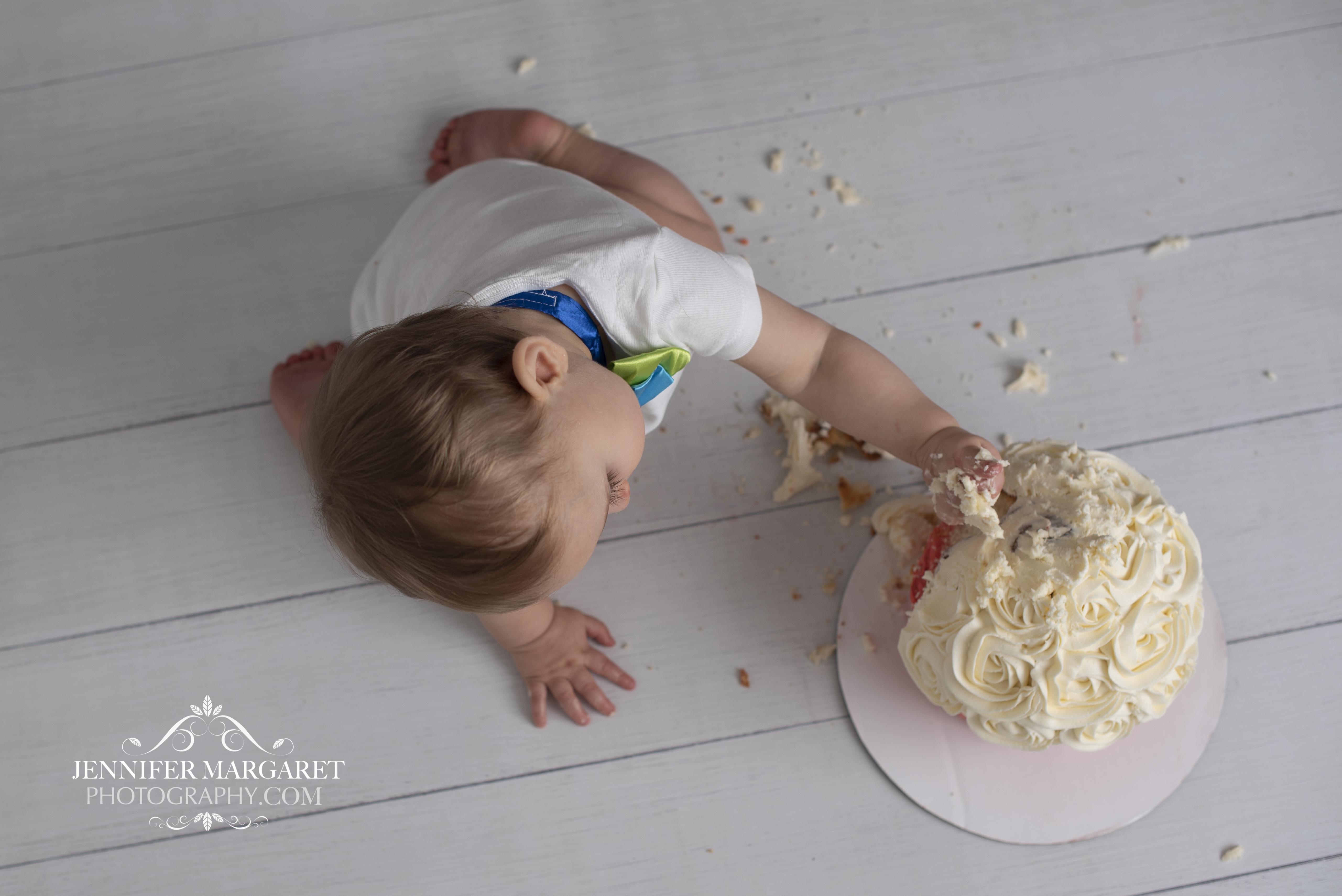 Trail BC Cake Smash