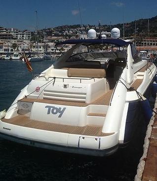 Boat charter Barcelona