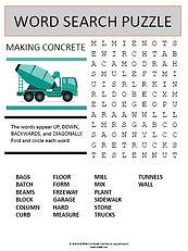 Making concrete word search.JPG