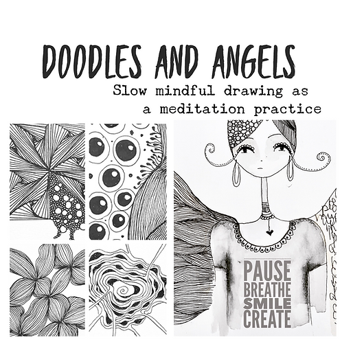 Doodles and Angels