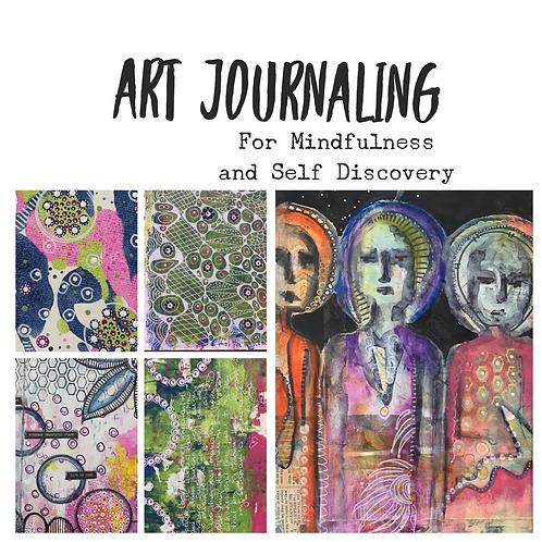 Mindfulness Art Journaling