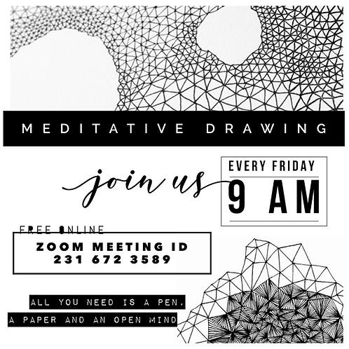 Meditative Drawing