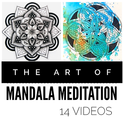 The Art of Mandala Meditation (online class)