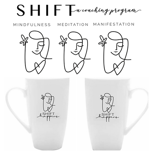 Shift Happens 12 oz Mug