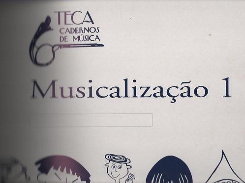 Caderno Musicalização 1