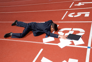How will you get your business across the finish line?