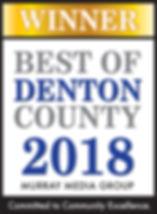 Best of Denton County Winner Best Happy Hour Food