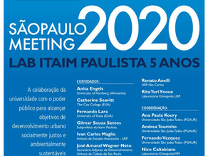 "Join us at the virtual ""São Paulo 2020 Meeting"""