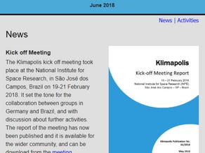 Klimapolis Newsletter