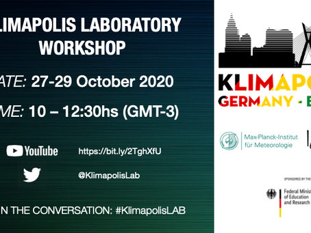 Klimapolis 2nd phase kick-off (virtual) meeting