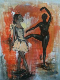 Danseuse - Vendu
