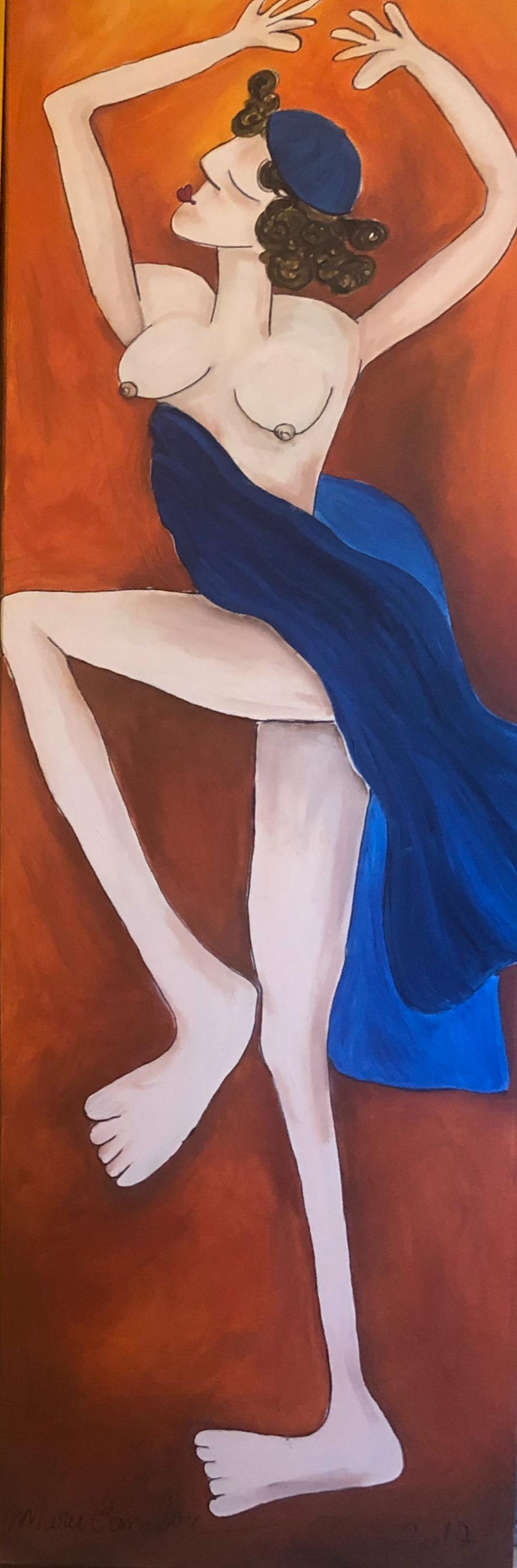 Bleue - Les Affranchies