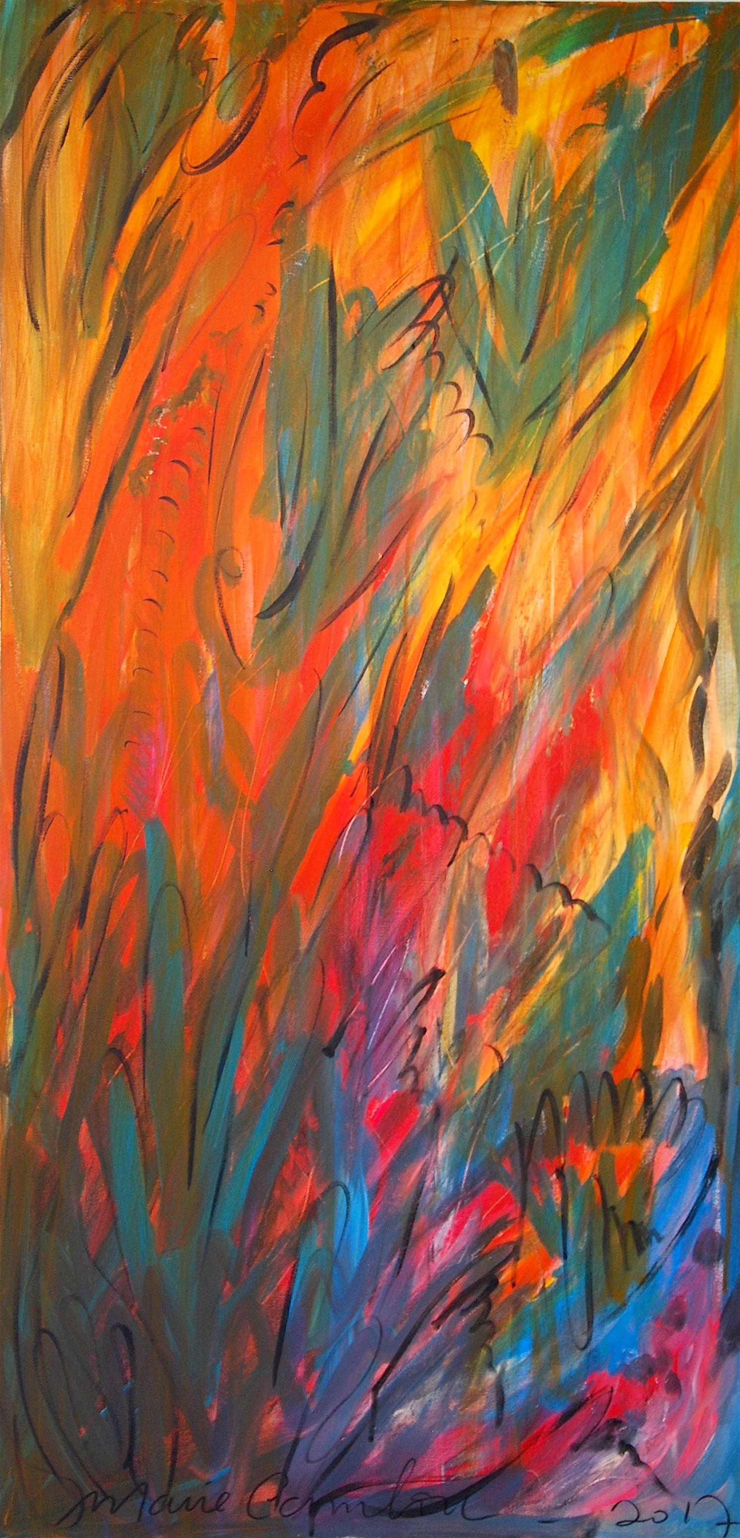 Abstract'art 50x100 450€