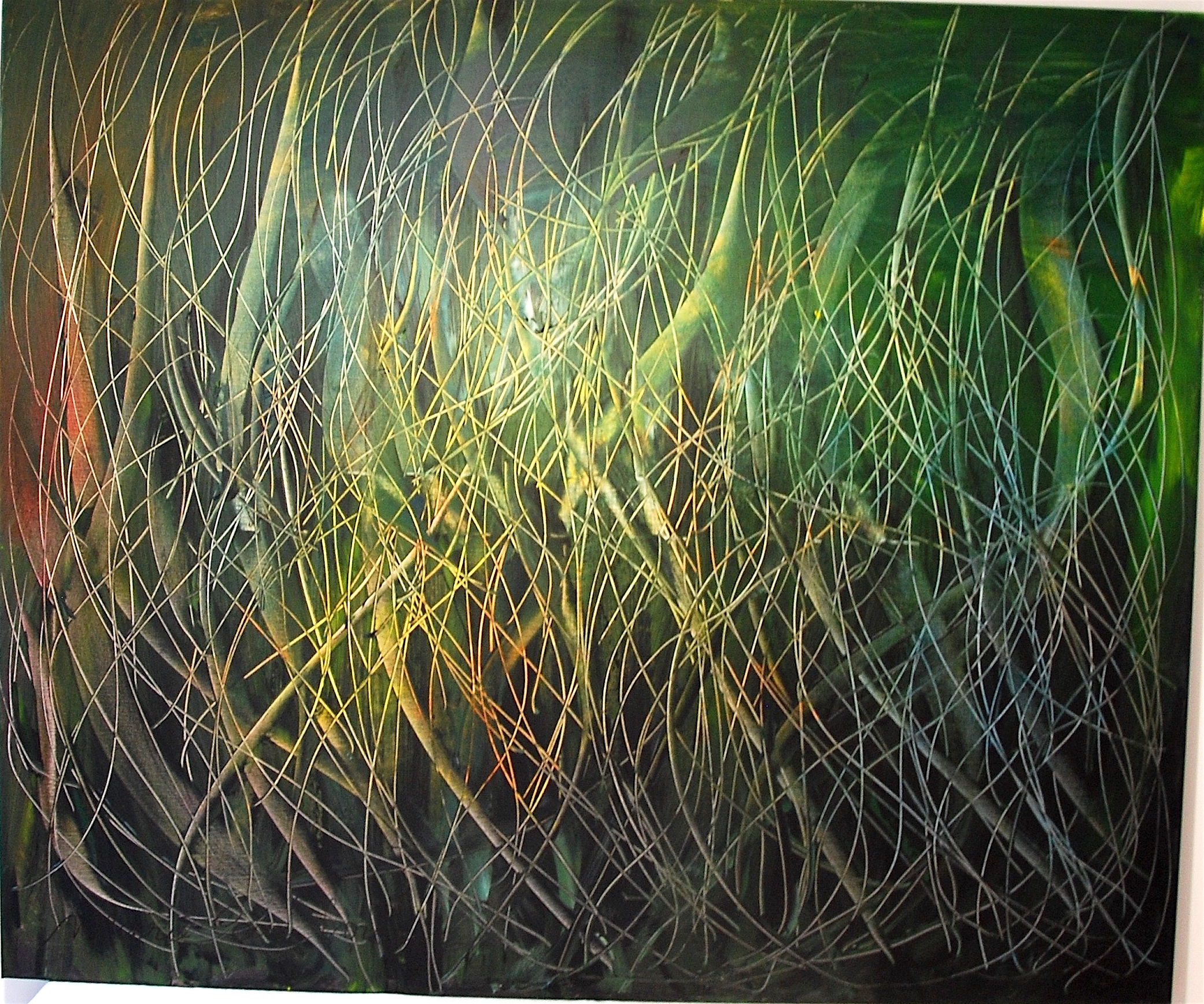 Abstract'art 120x100cm 700€