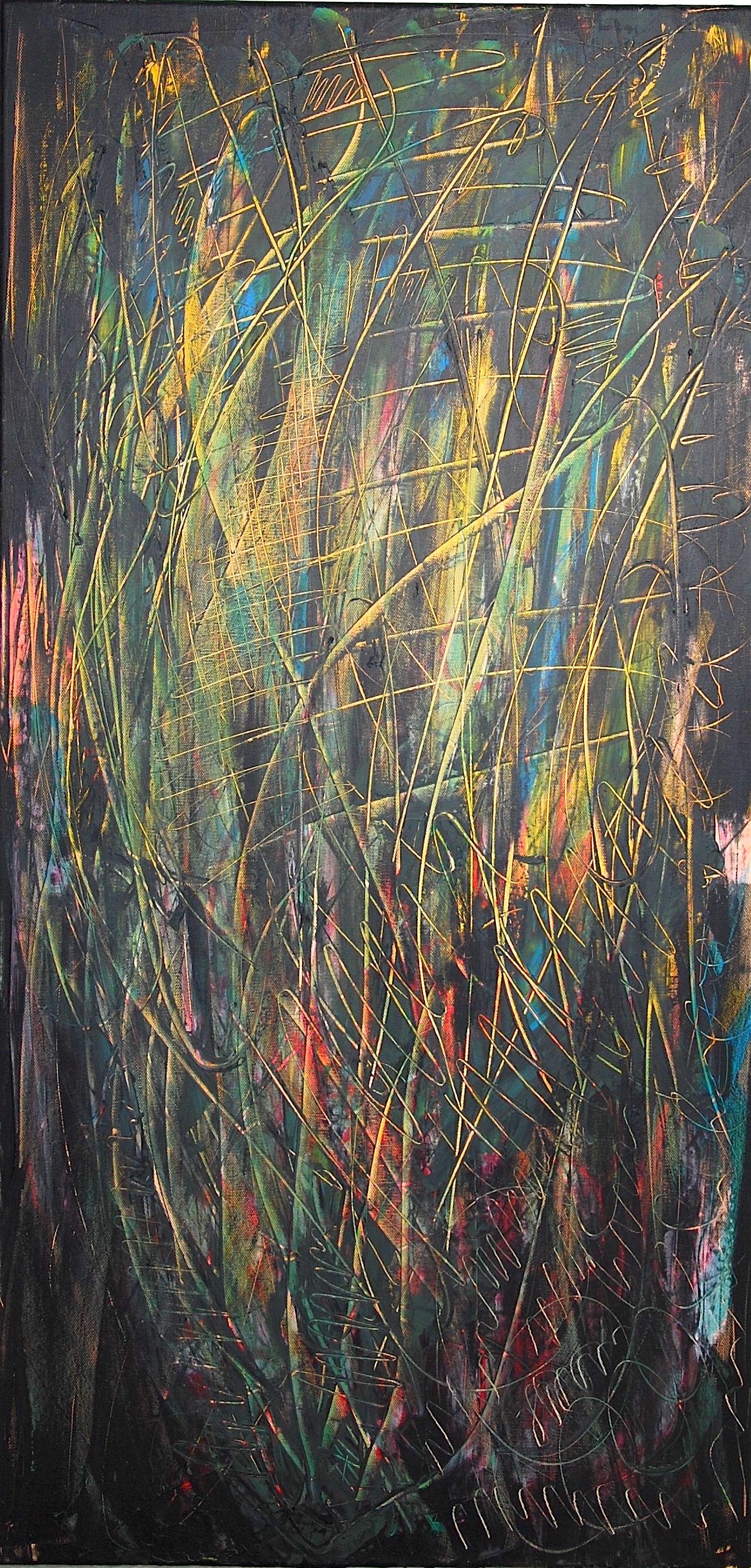 Abstract'art 50x100cm 450€