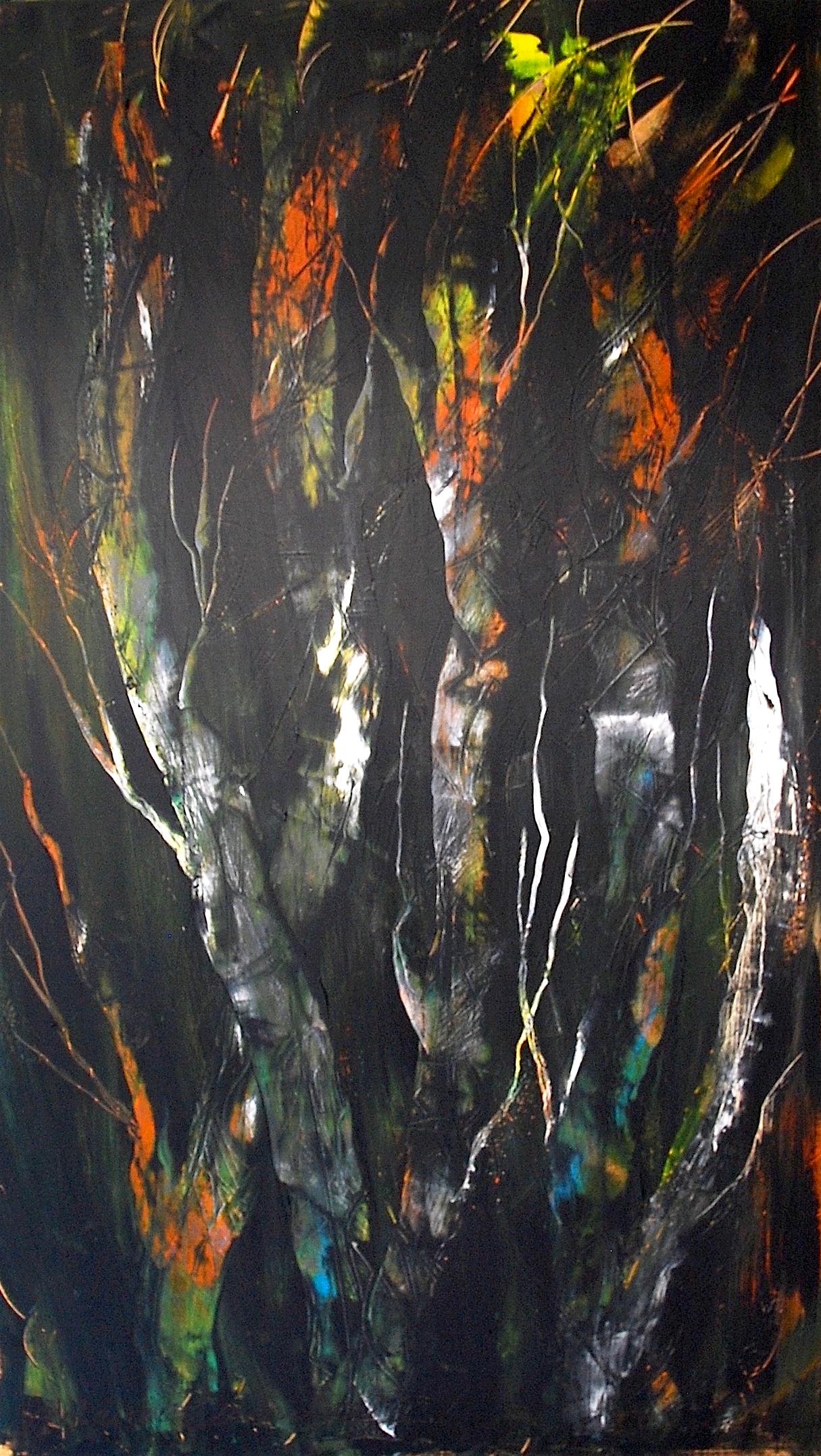 Abstract'art 70x120cm 600€