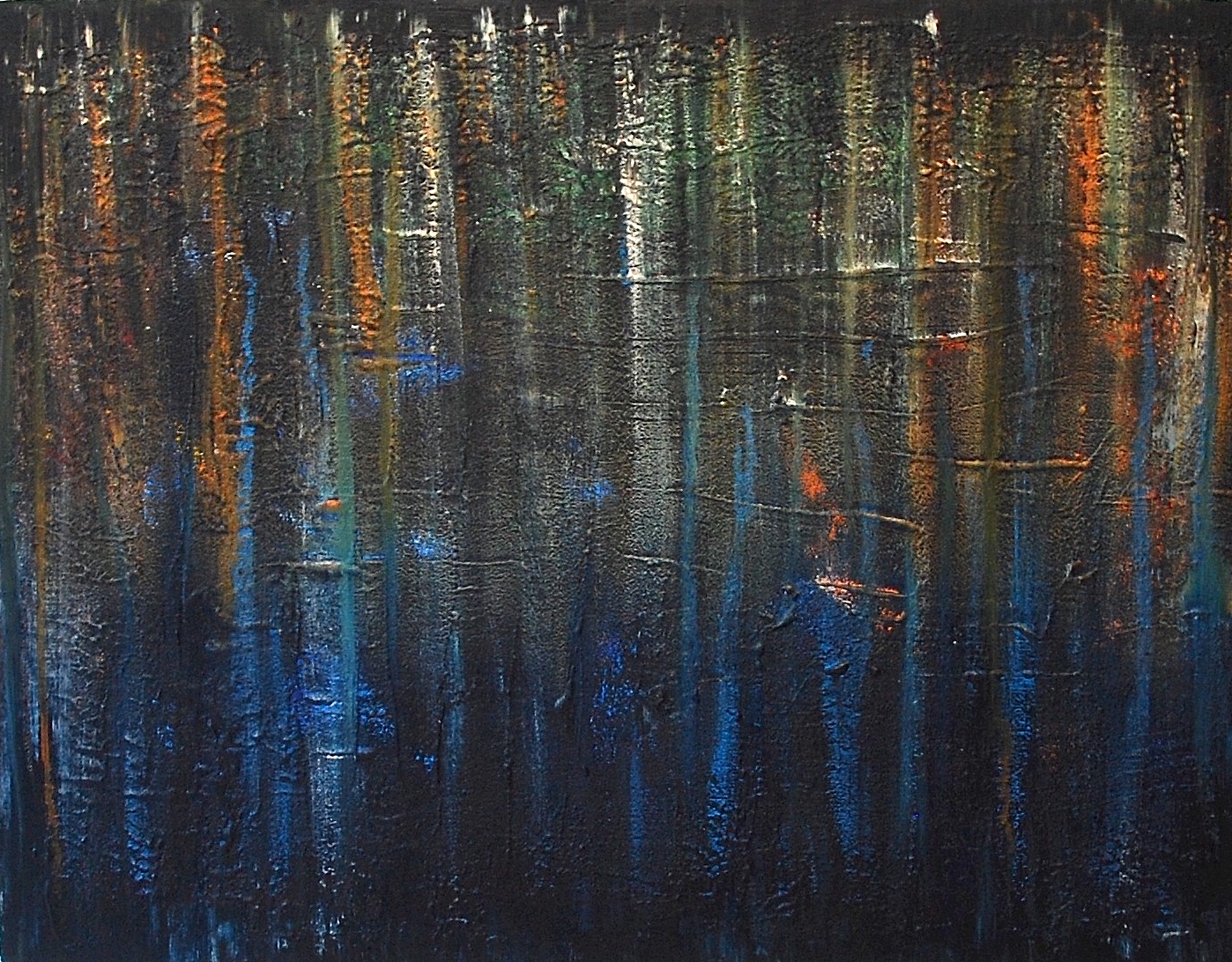 Abstract'art 75x57cm 400€