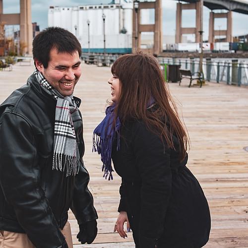 Helene & James Engagement