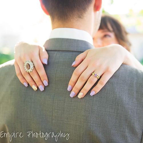 Helene & James Wedding