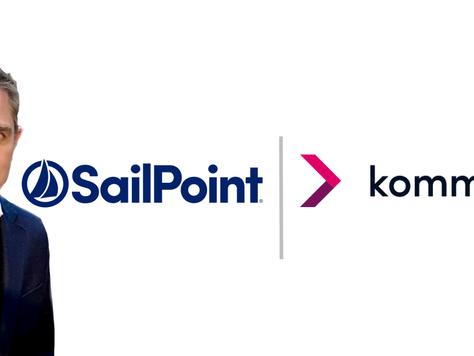 Kommando welcomes SailPoint onboard as New Strategic Technology Partner