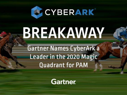 CyberArk takes the lead in Gartner's Magic Quadrant for Privileged Access Management 2020