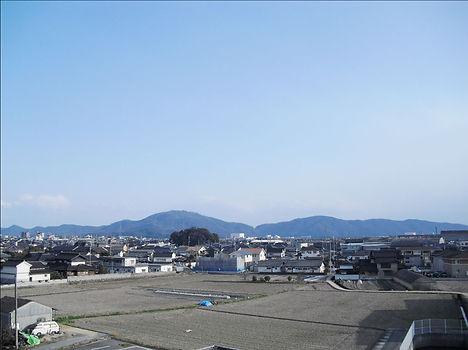 岡山県総社市の住宅型老人ホーム ケアヴィレッジ総社南側展望
