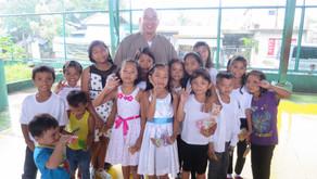 6年目になるフィリピンでのボランティア活動、今年も参加してまいりました。