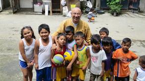 フィリピンに教育支援ボランティアへ行ってまいりました。