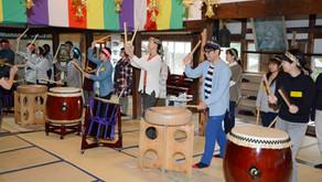 観音寺ハッピーデーと題して、様々な催し物を行いました。
