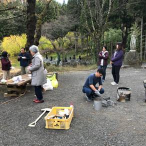 北毛子供教室が観音寺で行われました
