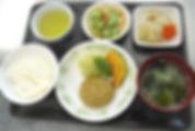 岡山県総社市の住宅型老人ホームケアヴィレッジ総社 食事メニュー