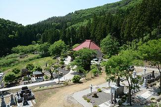 観音寺全景