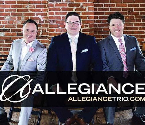 Allegiance Trio - Put Up Your Sail