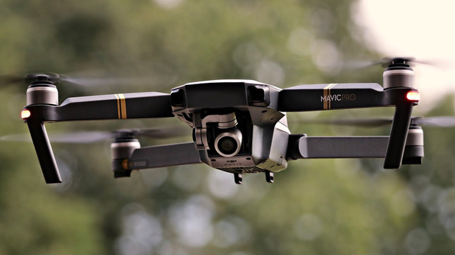 A importância das imagens aéreas com Drone para seu negócio